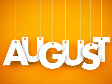 Calendario Escolar y Almuerzo, agosto 2021