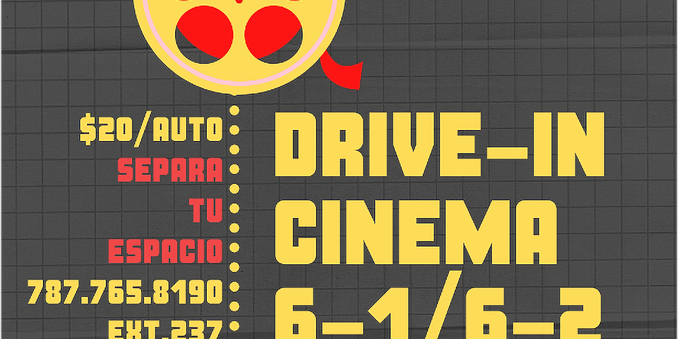 Drive-In Cinema 6-1 & ^-2