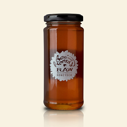 Bee My Honey Raw Beechforest Honey Dew 340g