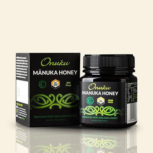 Onuku Manuka Honey UMF 20+ 250g