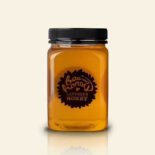 Bee My Honey Lavender Honey 500g