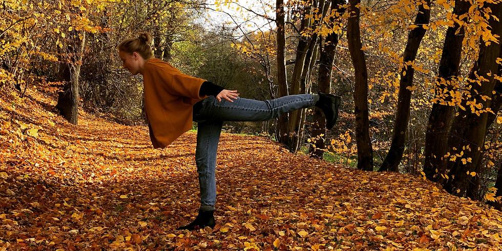 Magic Autumn Yoga Retreat in der Hollermühle