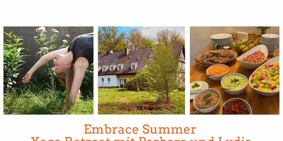Embrace Summer Yoga Retreat im Brunnenhaus