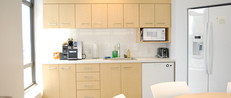 Break Room Cabinetry