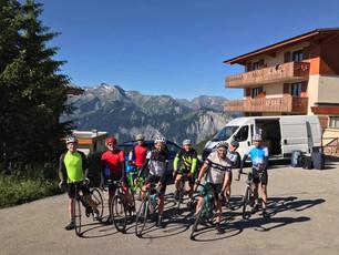Alp d'Huez hotel - Alps tour 2019