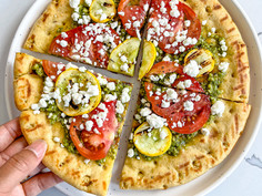 Recipe: Summer Grilled Pizza