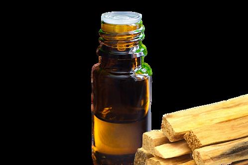 Oléo essencial orgânico de Palo santo