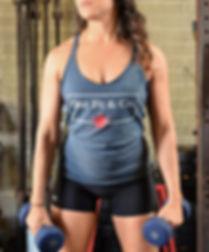 Fitness Sports Bikini Model