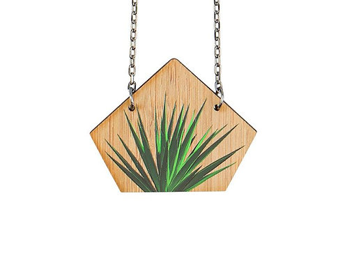 Bamboo Necklace- I AM PLANTED