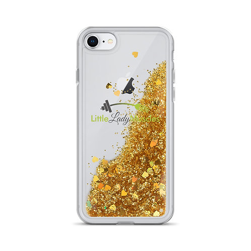 Liquid Glitter I-Phone Case - I AM GLITTER