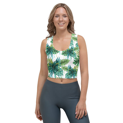 Crop Top - I AM TROPICAL