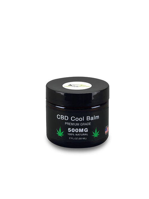 CBD Balm 500MG - I AM COOLING