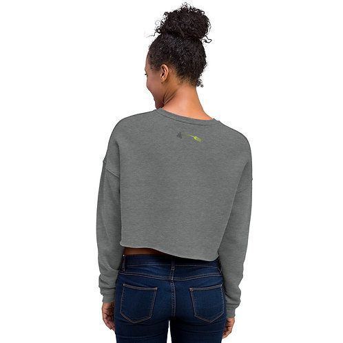 Crop Sweatshirt - I AM LAYERED