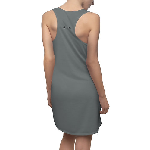 Racerback Dress - I AM CUTE & CASUAL