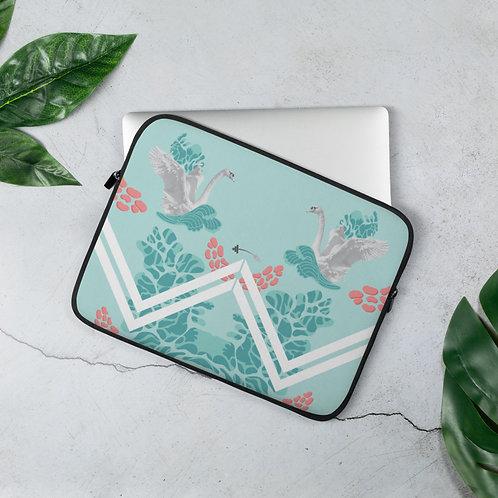 Laptop Sleeve - I SWAN DIVE