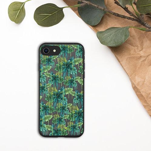Biodegradable I-phone case - I AM TROPICAL