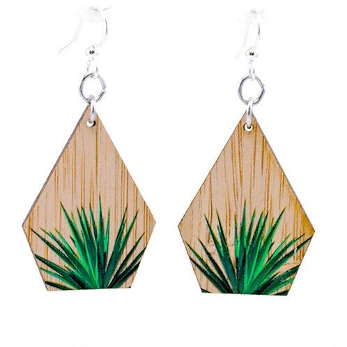 Bamboo Earrings - I AM PLANTED