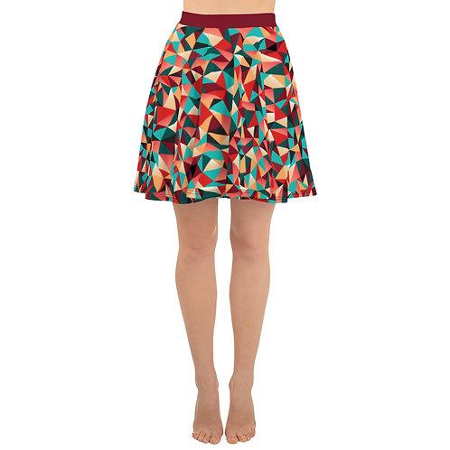 Flowy Skirt - I LET GO