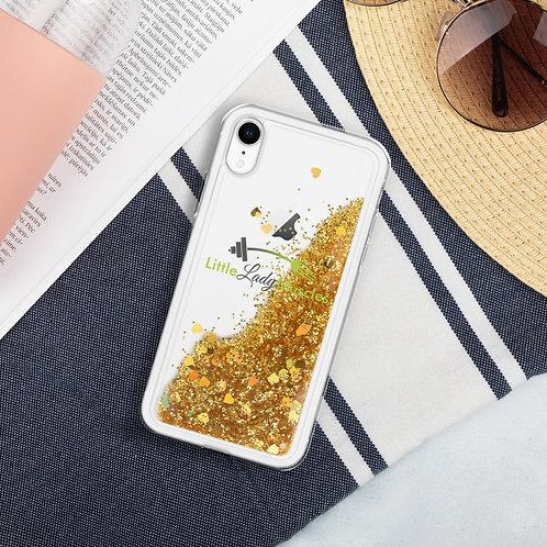 Liquid Glitter I-Phone Case - I AM GLITTER