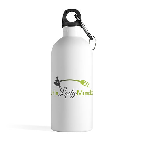 Stainless Steel Water Bottle - I AM HYDRATED