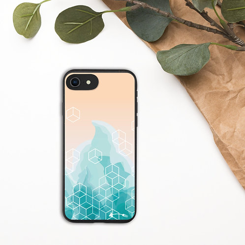 Biodegradable I-phone case - I AM TIDE