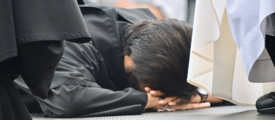 Br. Adnan Professes Solemn Vows