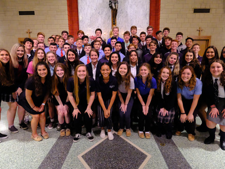 St. Augustine and Villanova Prep Schools Participate in International SAVI Conference
