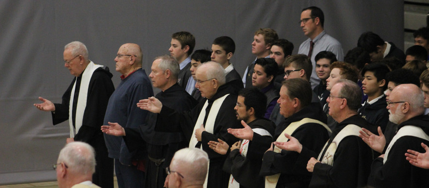 Brothers Gather for First Session of Chapter