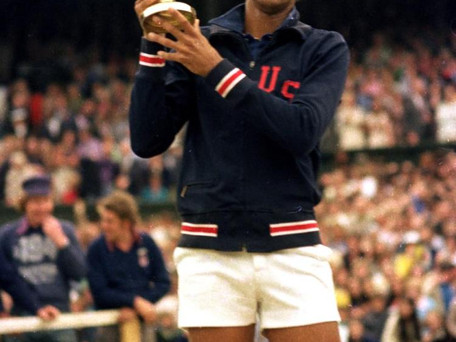 Reflection: Arthur Ashe, My Friend