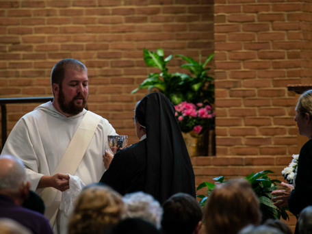 Deacon Max Begins Priesthood Preparation Retreat