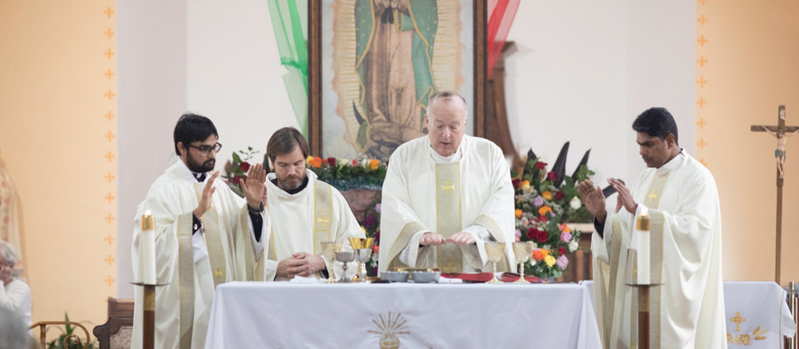 Two Newly Ordained Priests!