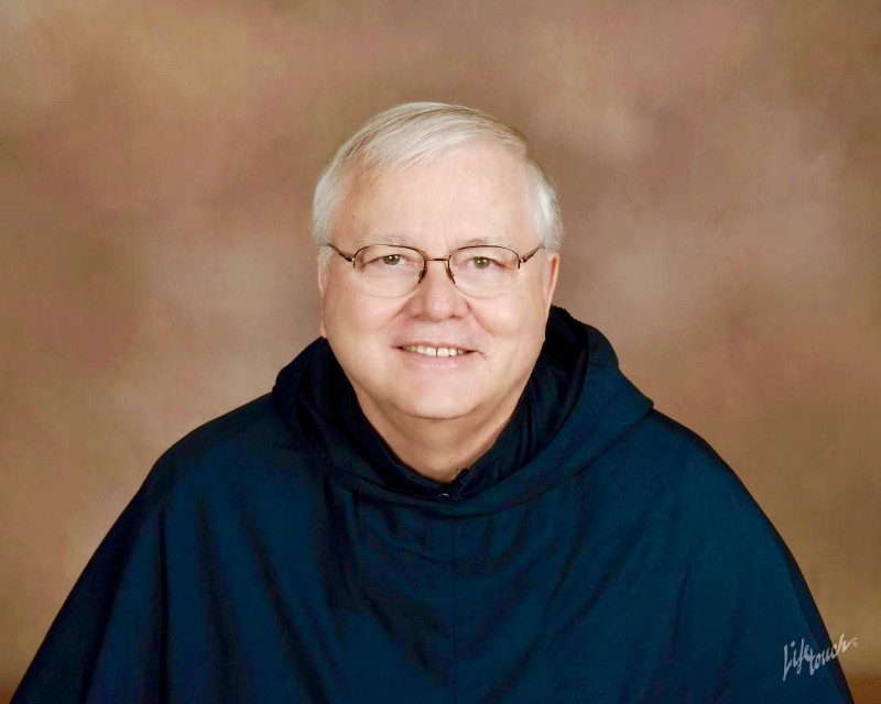 This will be Fr. Gary's third term as Prior Provincial