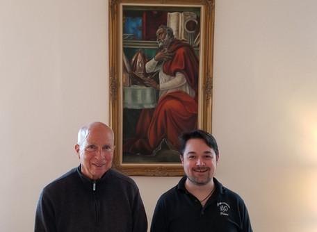Fr. Mark Named New Associate Director of Vocations
