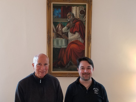 Fr. Mark Named New Associate Director of Vocations