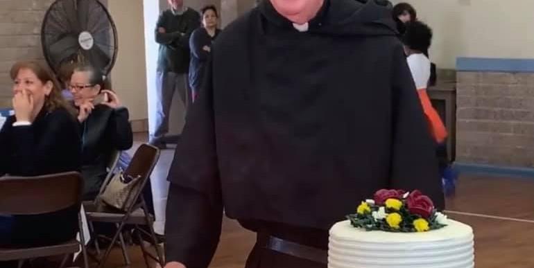 Fr. Jim Celebrates 80th Birthday