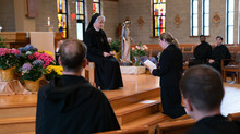 Sr. Jana Professes First Vows