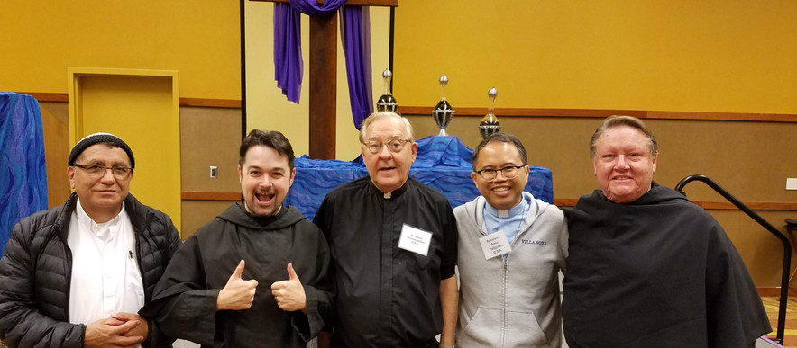 LA Priests Gather for Chrism Mass
