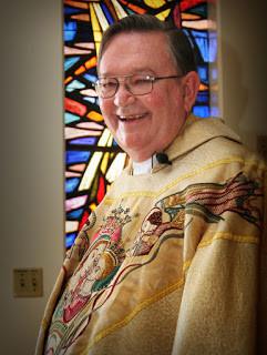 Fr. Thomas Behan, OSA Enters Eternal Rest