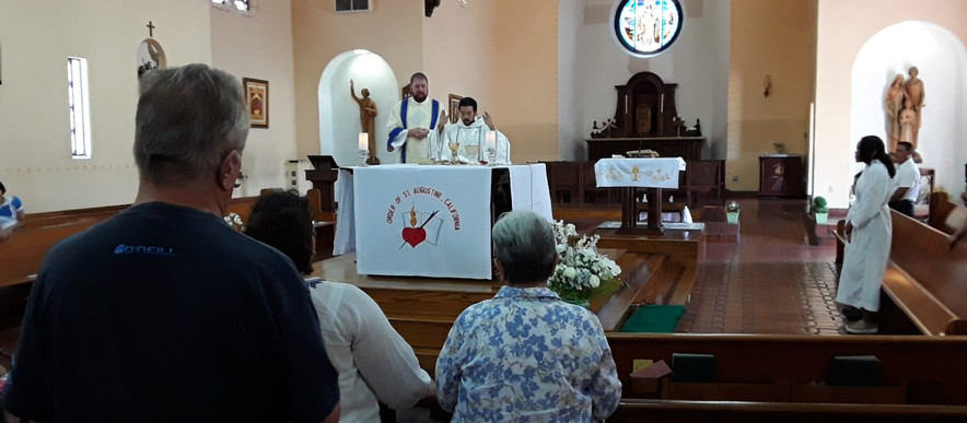 Province Celebrates Patronal Feast Day