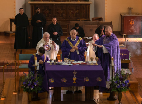 Fr. Max and Deacon Nick Ordained! See Photos and Video Here