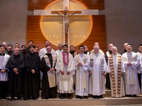 Fr. Philip's Mass of Thanksgiving Photos!