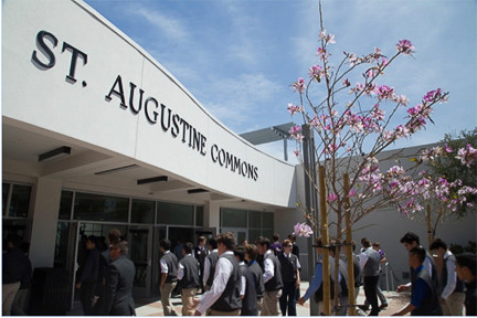 Dedication of St. Augustine Commons