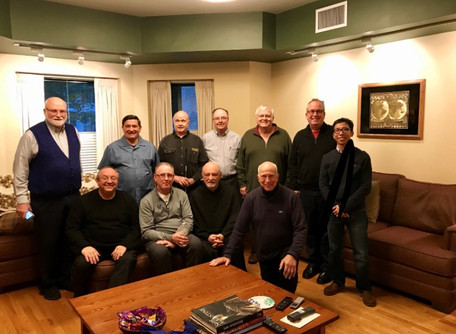 FANA Formation Commission Meets in Chicago