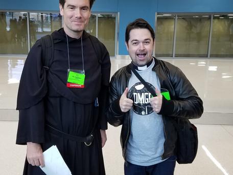 Friars Minister at LA Congress