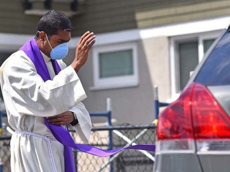 Despite Mutual Pain, San Diego Clergy Helping Their Flocks Keep the Faith