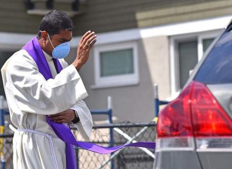 Despite Mutual Pain, San Diego Clergy Helping Their Flocks Keep the Faith