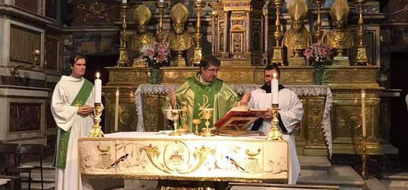 186th General Chapter Opens in Rome