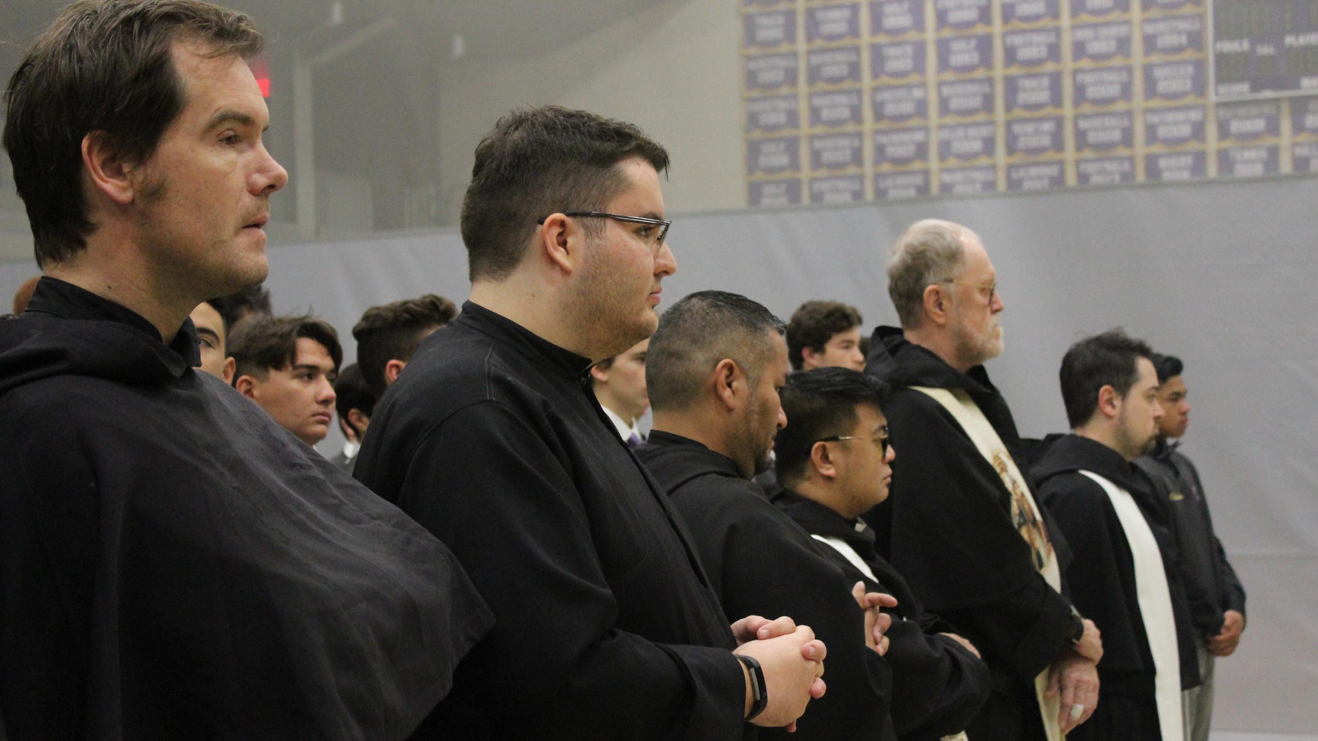 Brothers at Prayer