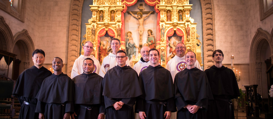 Profession of Vows Mass Celebrated at Founders Chapel, University of San Diego
