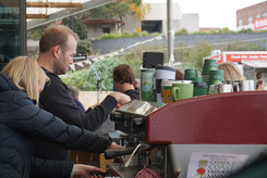Coffee Vendor